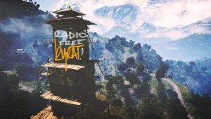 Far Cry 4: Radio Free Kyrat! by simonh4
