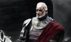 Tywin Lannister by Matthijs1122