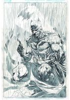 Batman Commision for Charity by ardian-syaf