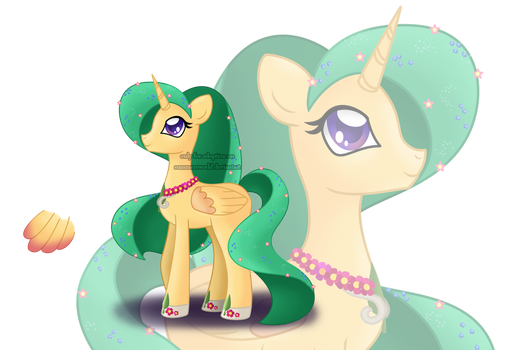 MLP Princess Adopt 1 by SummersWorld