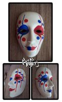 Mardi Gras Mask Example by miraibaby