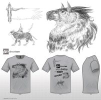 Gryphon by gaering
