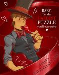 Happy (early) Valentine's Day 2015 by zillabean
