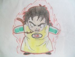 Little Gohan by CLOUD606