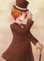 Victorian Era - Northern Ireland by say0ran