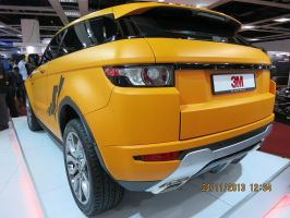 Range Rover Evoque 2 by Tal2008