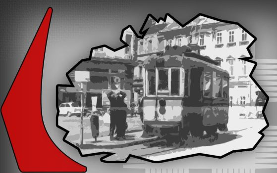 Szombathely tram by Pacee87