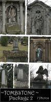 Tombstone Package 2 by almudena-stock