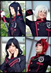 D.Gray-man - The black Order by YinYang-Cosplay