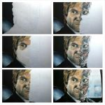 Harvey Dent-WIP by AndresBellorin-ART