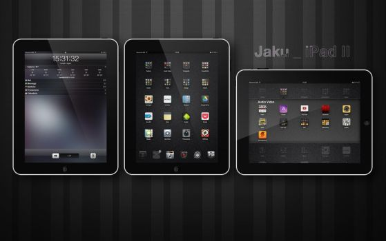 Jaku iPad II by dlab