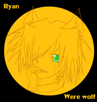 Ryan the Werewolf by KirariRinkan