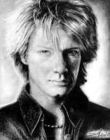 Jon Bon Jovi by DaveLopes