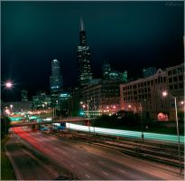 Portrait of the City by RoBBoX