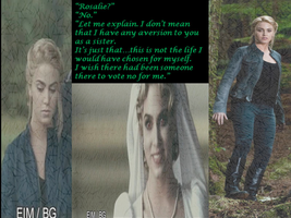 Rosalie New Moon Quote by CriminalMindsLover19