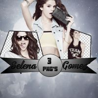 Selena Gomez Pack PNG by Theo1905