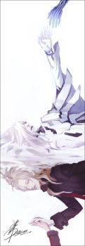 Guilty Crown    Gai GS by LALAax