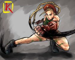 Cammy white by kaiser-nagai
