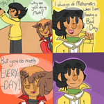 GX: Bad Day by Lauren-The-Grey-Wolf