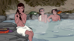 Onsen Time by Redds