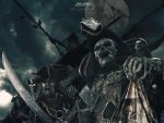 Pirates of the dead by Rui-Abel