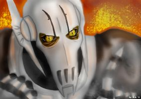 Grievous by Ginadera
