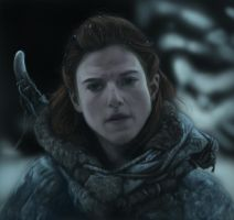 Ygritte - Wildling Beauty by jmont