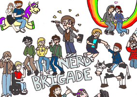 Apr 11 - The Nerd Brigade by Manda-of-the-6