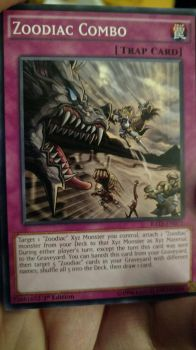 My 6700th Yu-Gi-Oh! Card by OtakuDude83