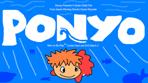 Ponyo Banner by HeartinaThePony