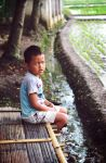 Child Indonesians. by A-Rashed