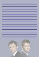 The Master and the Doctor Stationery by pfeifhuhn
