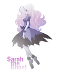 some pic of Sarah Ghost by Izumii89