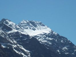 The Mountain by Sabbelbina