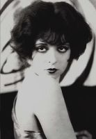 Vintage Stock - Clara Bow by Hello-Tuesday