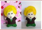 Chibi Plushie: Sailor Uranus by alternativeicandy