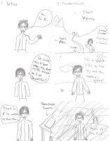 K The Comic - 1 and 2 by Long-live-Japan