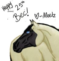 Belated Card._. by Meelz