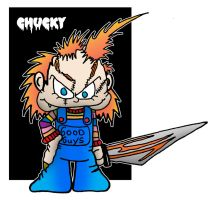 Lil Chucky by 5chmee