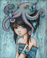 Dear Octopus by Jessica-Tanner