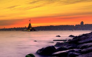 A View of Istanbul by vabserk