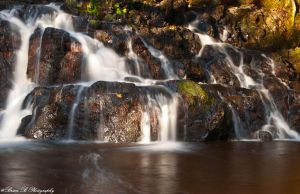 Melanson Falls by Brian-B-Photography