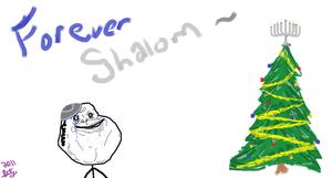Forever Shalom by Suskygirl
