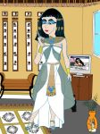 Time Machine - Cleopatra by CeruleanSea23