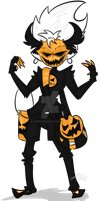Gaiaonline - Halloween Network by ThePeten