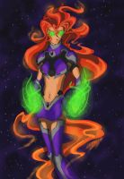 Starfire by 6-fingers