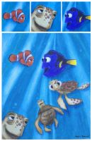 Nemo -- the-sound-of-silence by ThePixarClub