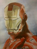 Iron Man by Moniczqa93