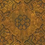 Seamless Carved Wood 1 by Jade-Dragen