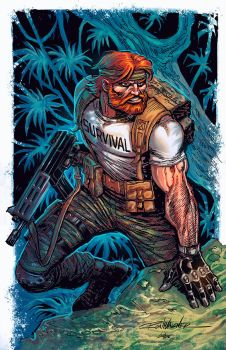 Outback GI Joe by Wagner and Lord by RyanLord